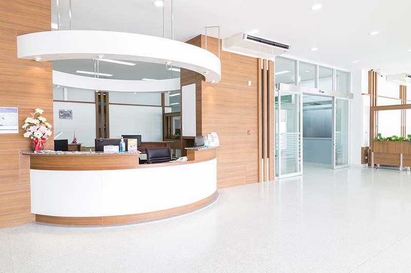 New Office Location